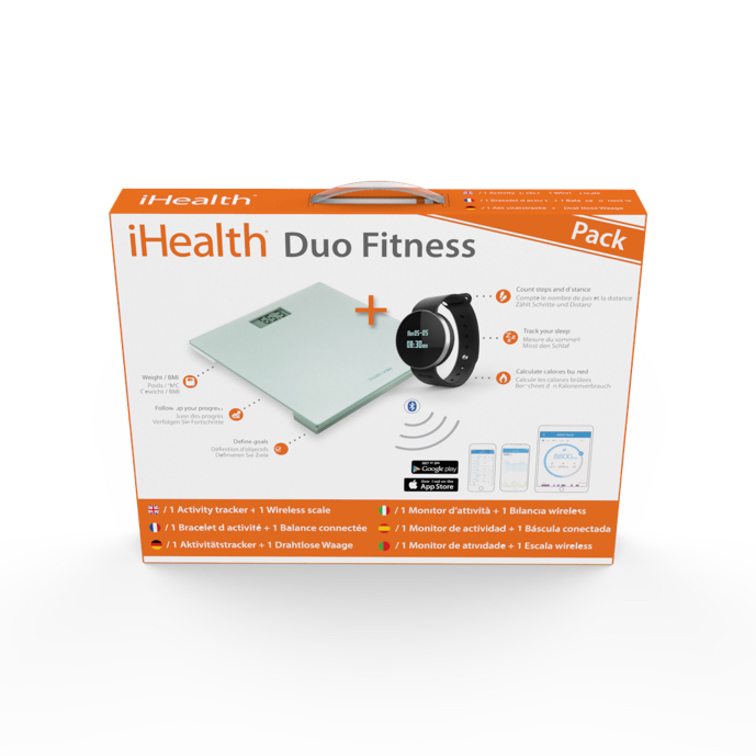 iHealth Duo Fitness