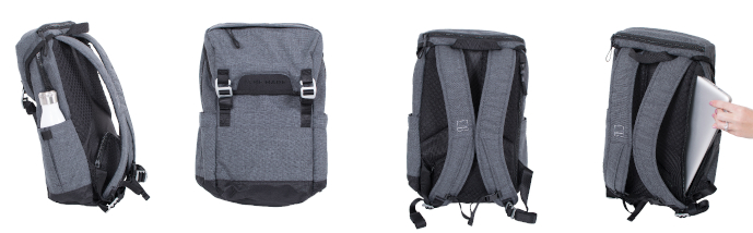 Acme Made Divisadero Commuter Backpack – for up to 15,6