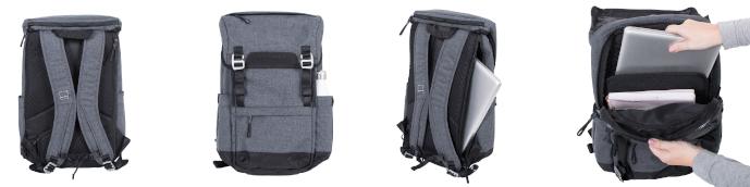 Acme Made Divisadero Traveler Backpack – cestovní batoh na 17