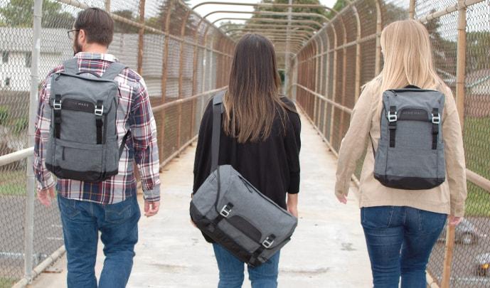 Kolekce batohů a messengerů na notebook Acme made Divisadero