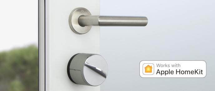 Danalock V3 otevře vaše dveře jediným kliknutím na obrazovku smart telefonu