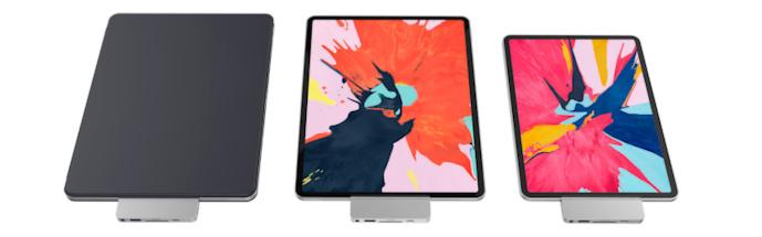 HyperDrive 6-in-1 USB-C Hub pro iPad Pro – stříbrný, kompatibilita s iPad Pro