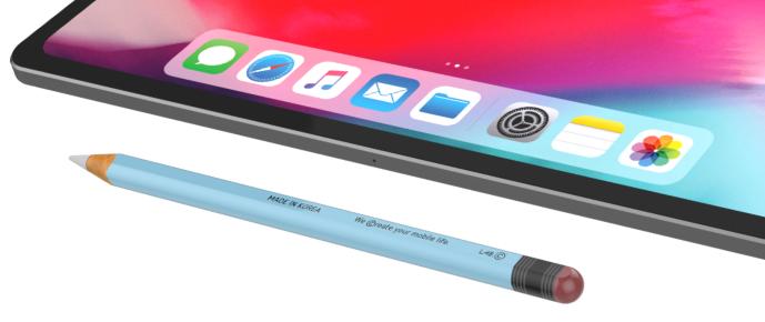 Nálepka na Apple Pencil Lab.C
