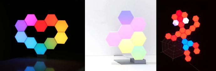 Ambientní osvětlení Cololight - osvětlení nábytku a stěn