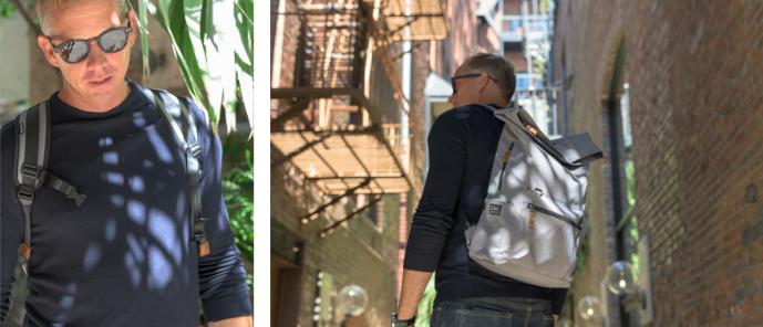 PKG Brighton II městský batoh na 15