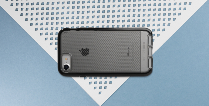 Tech21 Evo Check for iPhone 7/8+ - Black