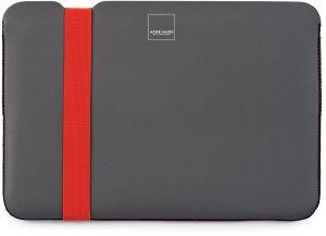 Acme Made Skinny Sleeve pouzdro Medium - šedé/oranžové