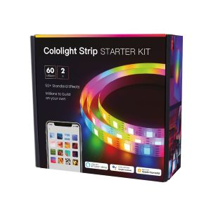 Cololight Strip Starter Kit – smart LED pásek, 60 LED/m, 2 m