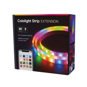 Cololight Strip Extension – prodloužení smart LED pásku, 30 LED, 2 m