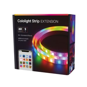 Cololight Strip Extension – prodloužení smart LED pásku, 60 LED, 2 m