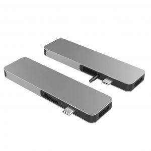HyperDrive™ SOLO USB-C Hub pro MacBook & ostatní USB-C zařízení - Space Gray