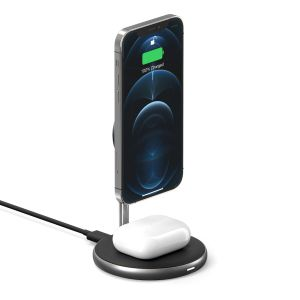 HyperJuice – 2v1 magnetická bezdrátová nabíječka pro iPhone 12 a AirPods