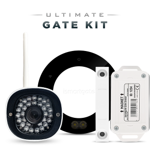 ismartgate Ultimate Pro Gate – IP kamera + IoT dálkové ovládání až 3 bran