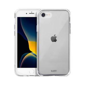 LAUT Crystal-X – ochranný kryt na iPhone SE 2020, 8/7, čirý