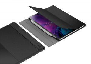 LAB.C Slim Fit Case – obal na iPad Pro 11 (2020), černý