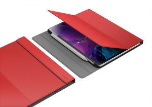 LAB.C Slim Fit Case – obal na iPad Pro 11 (2020), červený
