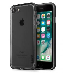 LAUT Exoframe – kryt na iPhone 7 / 8, Matt Black