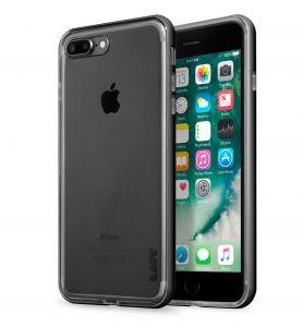LAUT Exoframe case pro iPhone 8/7 Plus - Matt Black