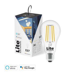 Lite bulb Moments – chytrá žárovka, E27, 6W,  2700-6500K