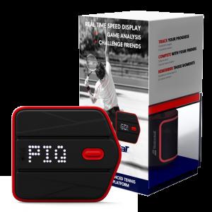 PIQ Babolat – sportovní senzor a tréninkové příslušenství pro tenis