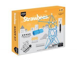 Strawbees Maker Kit – sada Stavitel