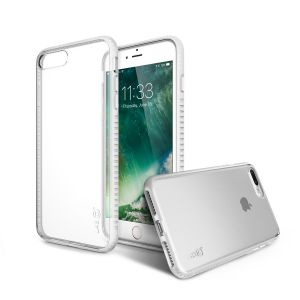 LAB.C Mix & Match Clear Case pro iPhone 7/8 Plus - průhledný