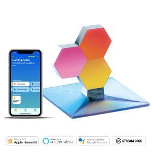 Cololight PLUS – smart Wi-Fi osvětlení, základna se 3 bloky, HomeKit verze