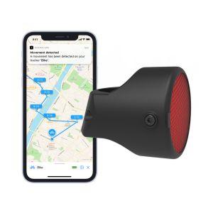 Invoxia Bike Tracker – alarm na kolo s GPS lokátorem