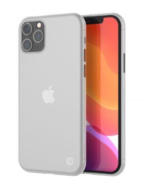 LAB.C Tenký kryt na iPhone 11 Pro Max – 0,4 mm, matná čirá