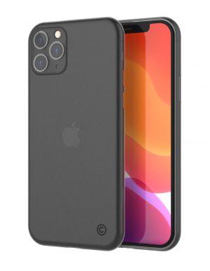 LAB.C Tenký kryt na iPhone 11 Pro – 0,4 mm, matná černá
