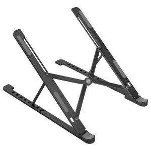 LAUT Work Station –přenosný stojan na notebook / tablet, černý
