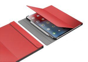 LAB.C Slim Fit case – obal na iPad Pro 11 (2018), červený