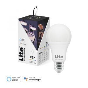 Lite bulb Moments – chytrá žárovka, E27, 8,5W, RGB 2700-6500K