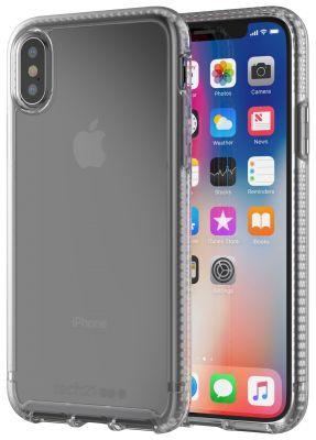 Tech21 Pure Clear pro iPhone X – čirá
