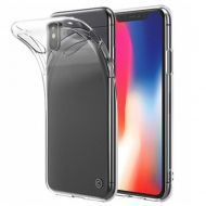 LAB.C Slim Soft Case – kryt na iPhone X, čirý