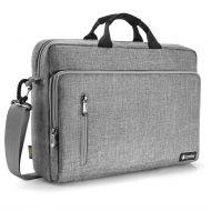 tomtoc  Shoulder Bag – 16'' MacBook Pro 2019, šedá
