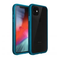 LAUT Crystal Matter – ochranný kryt na iPhone 11, modrý