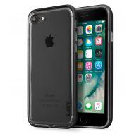 LAUT Exoframe – kryt na iPhone 7 / 8 / SE 2020, Matt Black