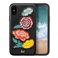 LAUT Pop case pro iPhone X - Bouquet