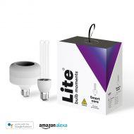 Lite bulb Moments – chytrá žárovka s techniologií  UVC +2700 proti virům a bakteriím