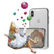 Mopic Snap3D kryt pro iPhone X - čirý