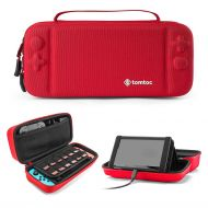 tomtoc cestovní pouzdro na Nintendo Switch, červené