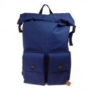 PKG DRI Rolltop Backpack - modrý