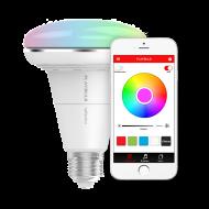 MiPow Playbulb™ Reflector chytrá LED Bluetooth žárovka