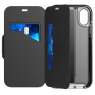Tech21 Evo Wallet pro iPhone XR - černý