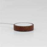 Rolling Square MAGSAFE DOCK MINI - dřevěný stojánek