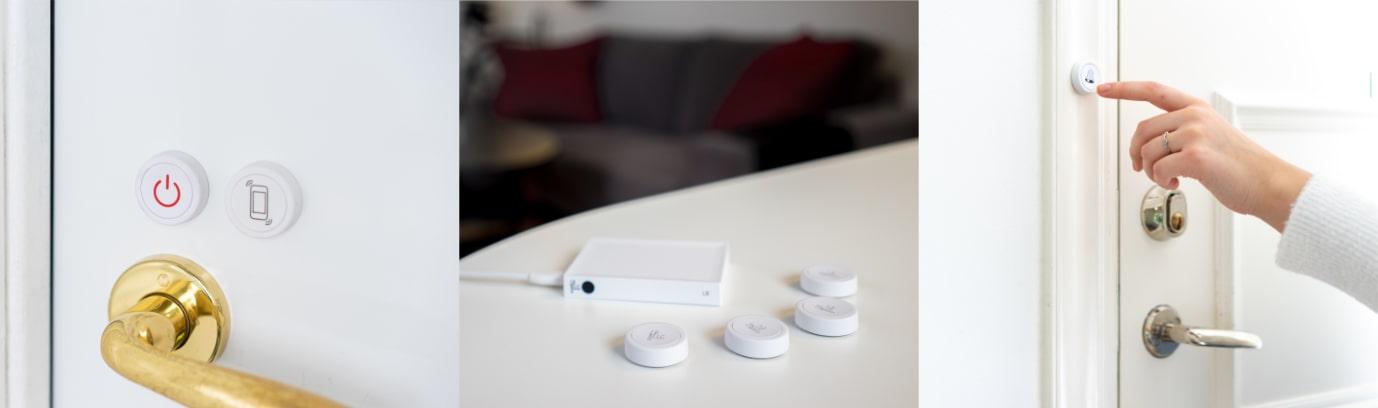 Flic 2 vypne spotřebiče a pošle notifikaci při odchodu, můžete si z něj udělat i domovní zvonek