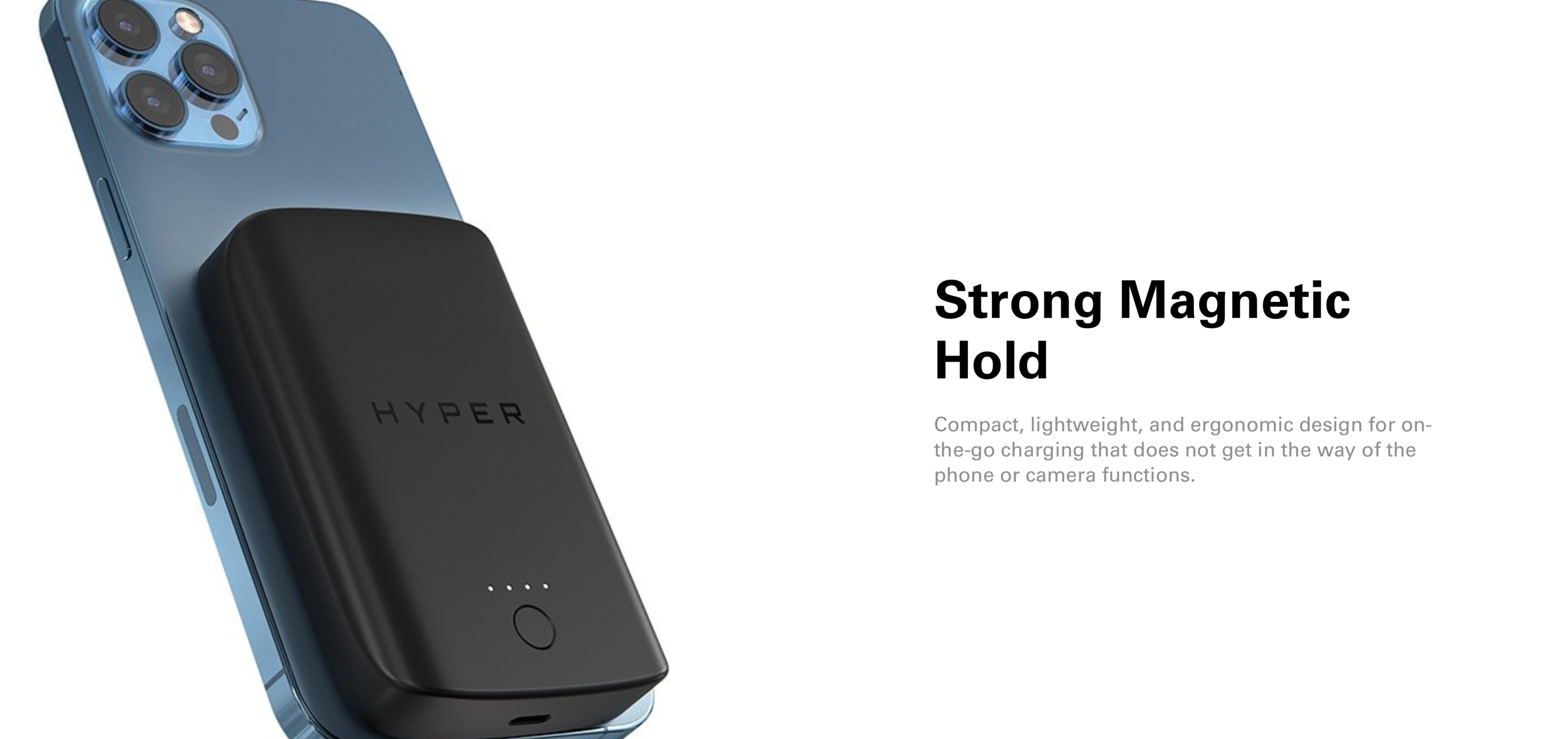 Hyper magnetic powerbank