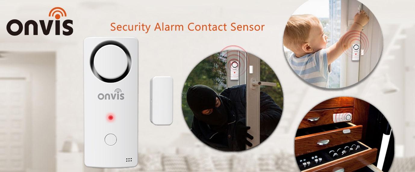 ONVIS Alarm na dveře / okno – HomeKit alarm pro DIY zabezpečení domácnosti