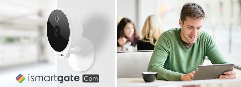 ismartgate Indoor IP Wi-Fi Camera